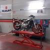 Cambio aceite y filtro para moto