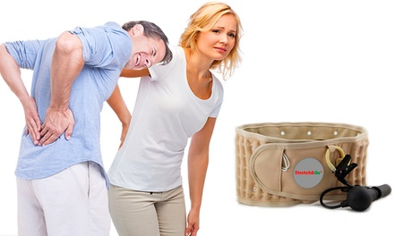 Stretch and Go Back Pain Relief Belt