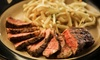 Filippa's Wine Barrel - Utica: Contemporary American Dinner for Two or Four at Filippa's Wine Barrel (Up to 45% Off)