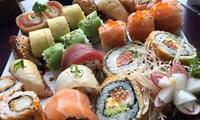 Wertgutschein über 30 € oder 50 € für 2 oder 4 Personen anrechenbar auf das Sushi-Sortiment bei Shisan Sushi