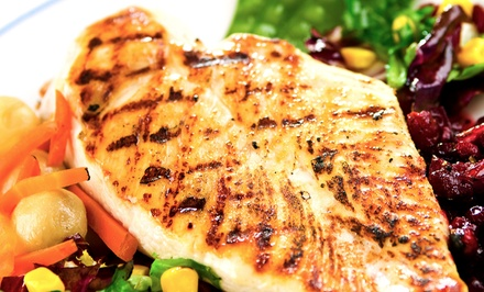 Marinated Chicken-Breast Dinner for Two or Four from Clancy's Meat Co. (Up to 40% Off)