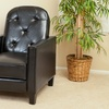 Santino Bonded Leather Recliner Chair