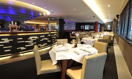 Marco Pierre White Steakhouse Bar & Grill Nottingham