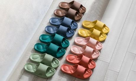Sandalias de masaje con suela antideslizante