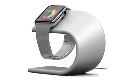 aluminium stand for apple watch