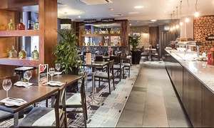 Fratello's: Italian Meal with Pizza or Pasta and One or Two Bottles of Wine for Up to Four at Fratello's (Up to 54% Off)