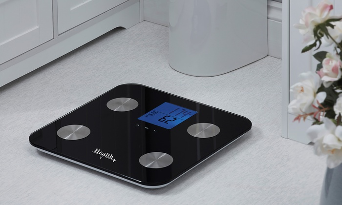 Seven-in-One Body Analysing Scale in Choice of Colour for £21.98