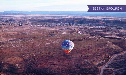 42% Off @ Verde Valley Balloons - Cottonwood, AZ | Groupon