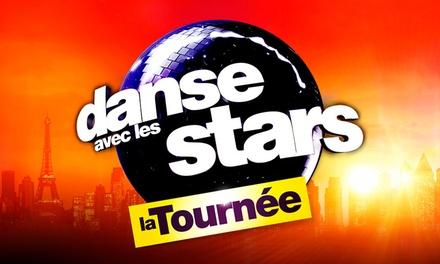 1 place pour Danse avec les Stars, catégorie au choix, le samedi 17 février 2018 dès 26 € à la Halle Tony Garnier Lyon