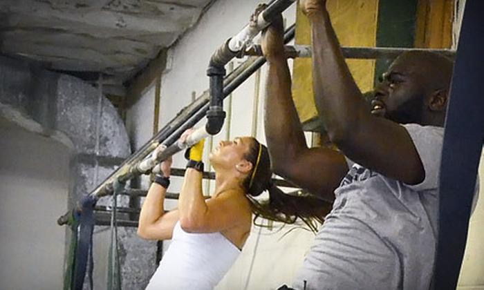 CrossFit Winston-Salem - Winston-Salem: 1 Intro Class and 10 Classes, or 3 Intro Classes and 1 Month of Classes at CrossFit Winston-Salem (Up to 88% Off)