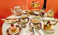 Unlimited Vintage Afternoon Tea for Two or Four at My Secret Tea Room (Up to 26% Off)