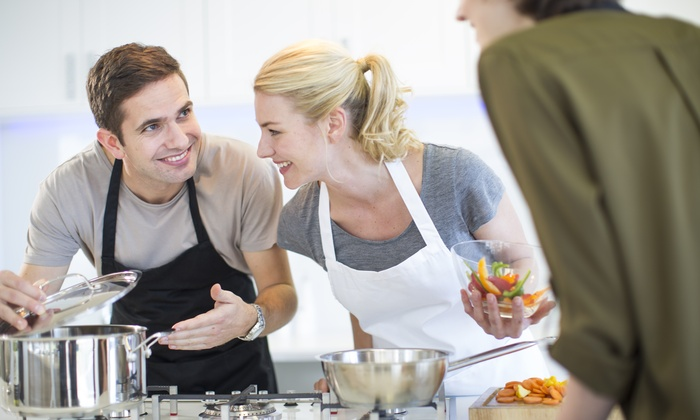 Cinema Paradiso - Downtown Fort Lauderdale: $35 for a Cooking Lesson and Movie Package for Two on Tuesday, August 25 at Cinema Paradiso ($78 Value)