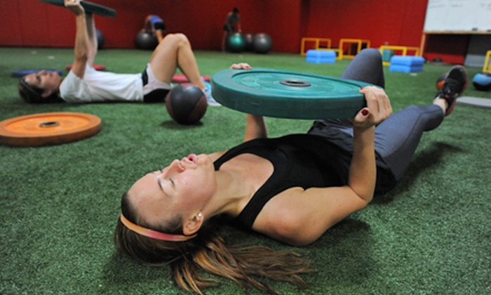 Zone Athletic Performance - North Scottsdale: $29 for One Month of Unlimited ZoneFit Classes at Zone Athletic Performance (Up to $199 Value)