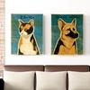 "18"" x 22"" John Golden Pet Art Prints"