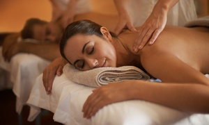 Asunde Day Spa: Premium Romantic Couples Package, Wine Tasting, Cheese Platter & Cheetah Outreach for R799 at Asunde Day Spa (68% Off)