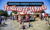 Family Festival, Festival of Wheels 2019: Child (£15), Adult (£25)