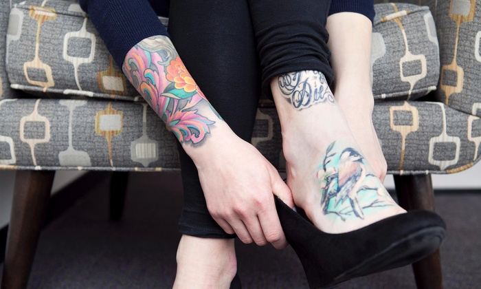 Goodbody Arts - Multiple Locations: One Hour of Tattooing at Goodbody Arts (45% Off)
