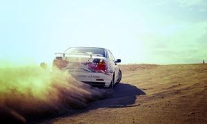 Driveland: Iniciación al Rally para una persona por 49 € y curso de conducción de Rally a elegir para una o dos personas desde 89€