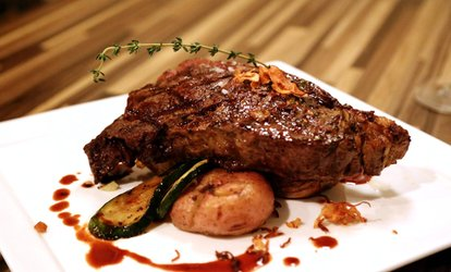image for Breakfast or a Three-Course Dinner at Char 631 Modern Steakhouse (Up to 58% Off). Five Options Available.