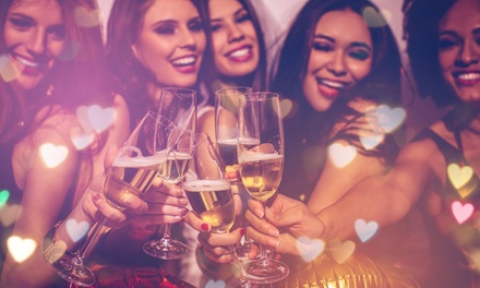 Private Adult-Model Paint & Sip Party for Up to 15 or 30 Guests from Naked Canvas (Up to 49% Off)