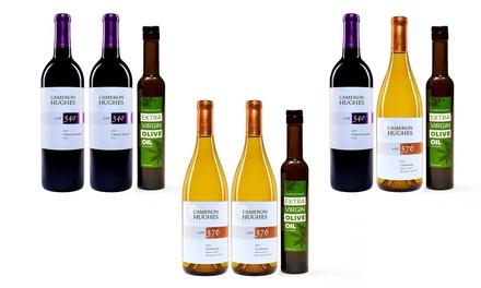 Cameron Hughes Wine and Olive Oil Bundle (3-Piece)