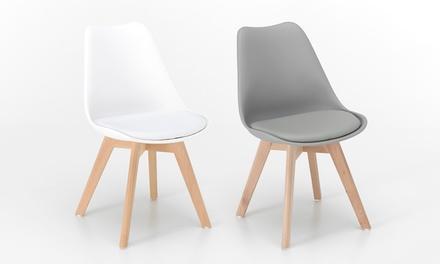 Set 4 sedie Barth TFT Furniture