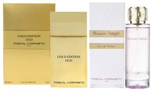 Duo de parfums homme/femme