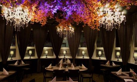 2-Gänge-Menü mit Schnitzel, Beilage und Dessert für 1-4 Pers. im Baltazar Restaurant und Bar