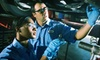 OK TIRE 99 ST - Strathcona Industrial Park: One or Ten Oil Changes and 150-Point Inspections at OK Tire (Up to 89% Off)