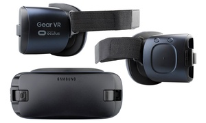 Samsung Gear VR 2nd Generation Virtual Reality Headset (Refurbished)