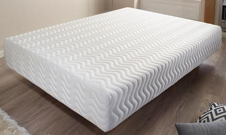 cool blue memory mattress