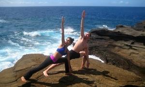 Bikram Yoga Kapolei: Eight Bikram Yoga Classes or One Month of Unlimited Classes at Bikram Yoga Kapolei (Up to 70% Off)