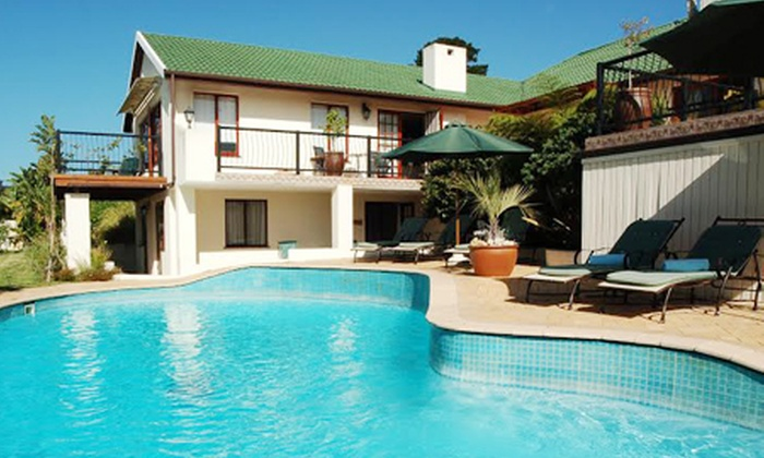 Knysna Country House - Merchandising (ZA): Knysna: Bed and Breakfast Accommodation for Two at Knysna Country House