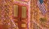 100 LED Solar-Powered Patriotic Fairy String Lights: 100 LED Solar-Powered Patriotic Fairy String Lights