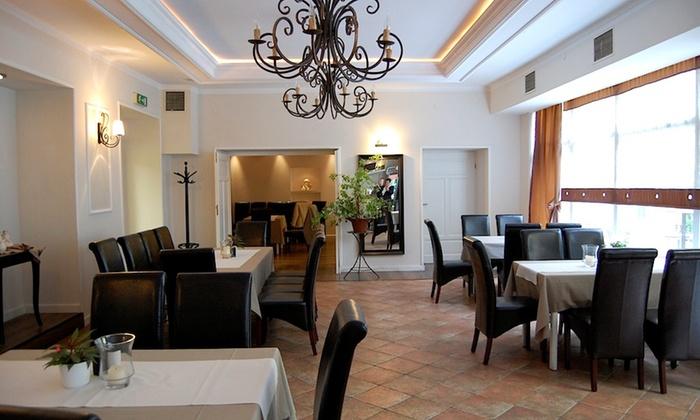 Gdańsk Kuchnia Polska I światowa Restauracja La Fontaine
