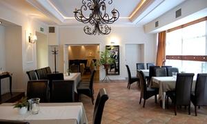 Restauracja La Fontaine Gdańsk: Kuchnia polska i międzynarodowa: 28,99 zł za groupon wart 50 zł na dania z menu i więcej opcji w Restauracji La Fontaine