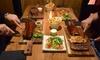 Hartje A'dam: grillen aan tafel