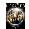 Heroes: Season 2 on DVD