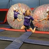 Up to 50% Off Helium Trampoline & Climbing Park