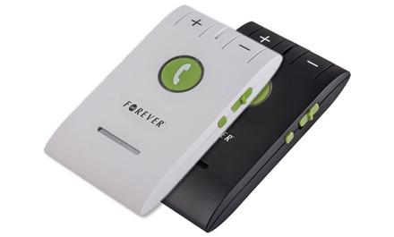 Kit de manos libres Bluetooth para el coche por 14,87 € (70% de descuento)