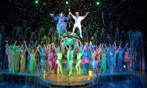 """Magnifico Circo Acquatico: Ticket für die Wunder-Wasser-Show """"Circo Aquatico"""" vom 05. bis 15. Oktober in Frankfurt am Main (bis zu 50% sparen)"""