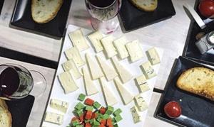 La Quesería Nº 20: Degustación de ibéricos y quesos con botella de vino por 24,95 € en La Quesería Nº 20