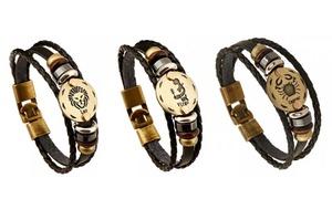 Bracelets signe du Zodiaque
