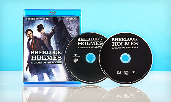 Sherlock Holmes: A Game of Shadows Blu-ray: $10.99 for Sherlock Holmes: A Game of Shadows on Blu-ray ($19.98 List Price). Free Returns.