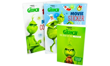 The Grinch Three-Book Collection