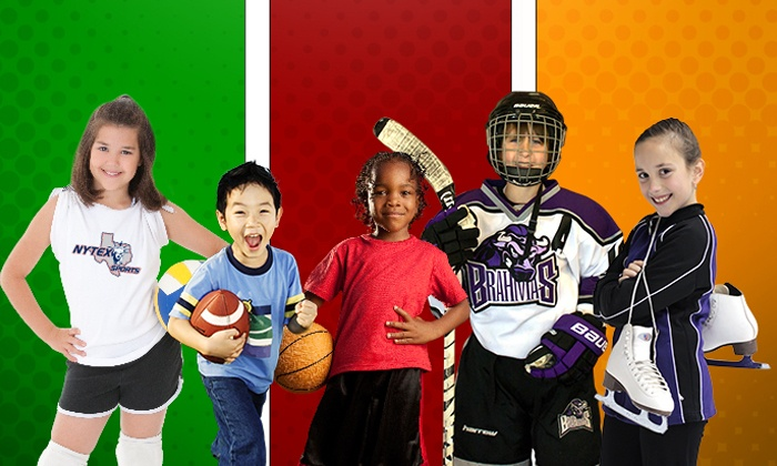 Multisport Summer Camp - Nytex Sports Center - North Richland Hills: $69 for One Week of Kids' Multisport Summer Camp at Nytex Sports Centre ($139 Value)