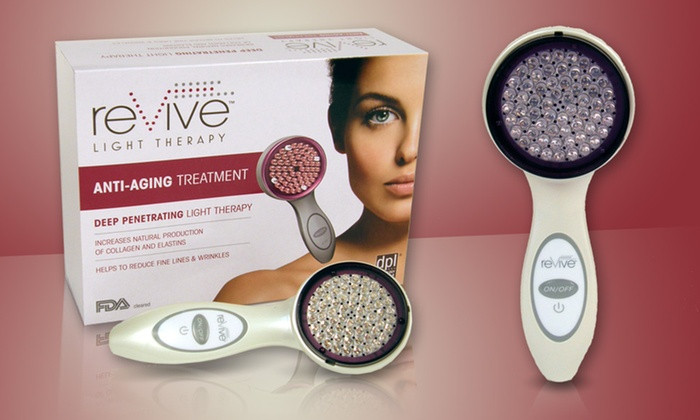 reVive Anti-Aging Light Therapy System: $99 for a reVive Anti-Aging Light Therapy System ($179.95 List Price). Free Shipping.
