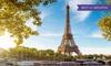 Hôtel Delos Vaugirard - Paris: Paris : 1, 2 ou 3 nuits avec petit-déjeuner, croisière en option à l'hôtel Délos Vaugirard pour 2 ou 4 personnes