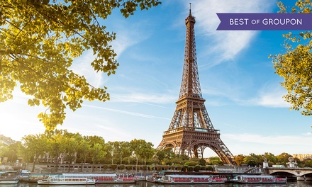 Paris: 1 to 3 Nights for Up to Four with Option for Breakfast and Seine River Cruise Ticket at Hotel Delos Vaugirard