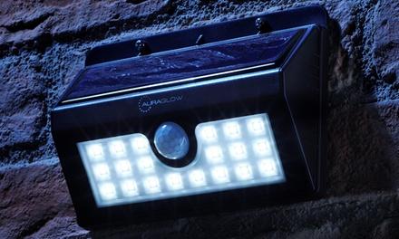 Auraglow Motion Sensor Solar Security Light